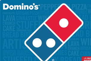 $50 Domino's Gift Card