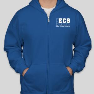 ECS Zip-Up Hoodie