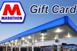 $10 Marathon Gas Card